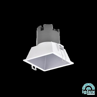 TAMBORA LED Spot-light 8W White/Silver