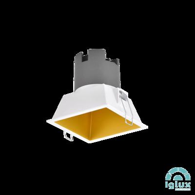 TAMBORA LED Spot-light 8W White/Gold