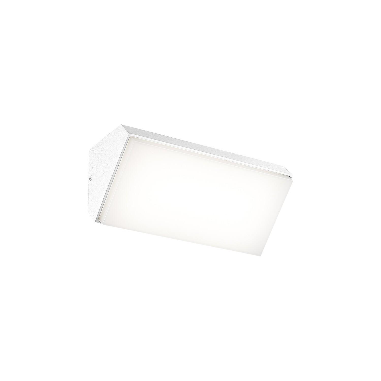 Solden Horizontal Wall Lamp, 9W LED, 3000K, IP65 White