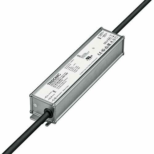 Tridonic, 35W  Constant voltage Non-Dimmable LED Driver, 24VDC, IP67