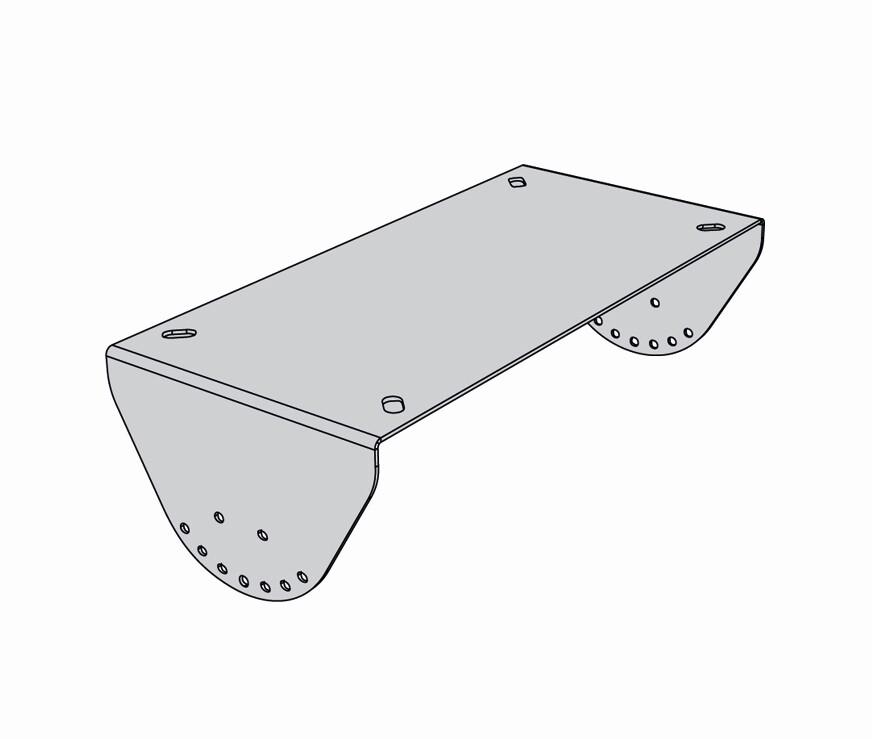 Series assembly set CasaTherm Heatpanel PLUS