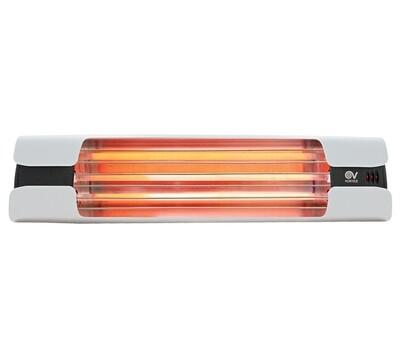 Thermologika Design Quartz infrared radiant heater 1800W white