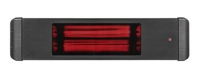 Moel Aaren Infrared Heater 1800 W black with remote control
