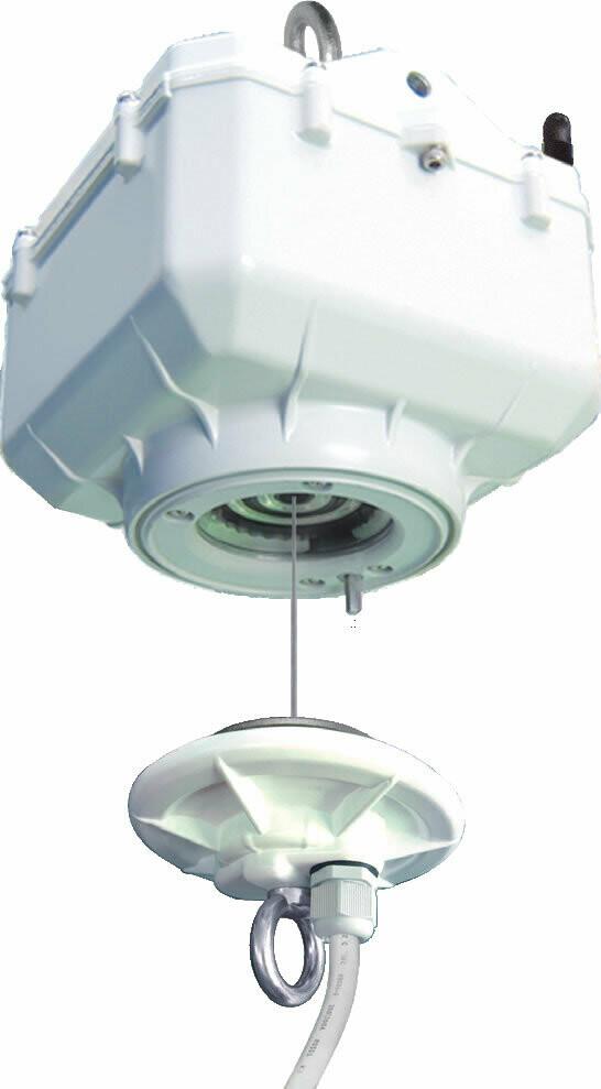 Light Lift Reel Tech Heavy Duty PSI-20 5-20kg 15m