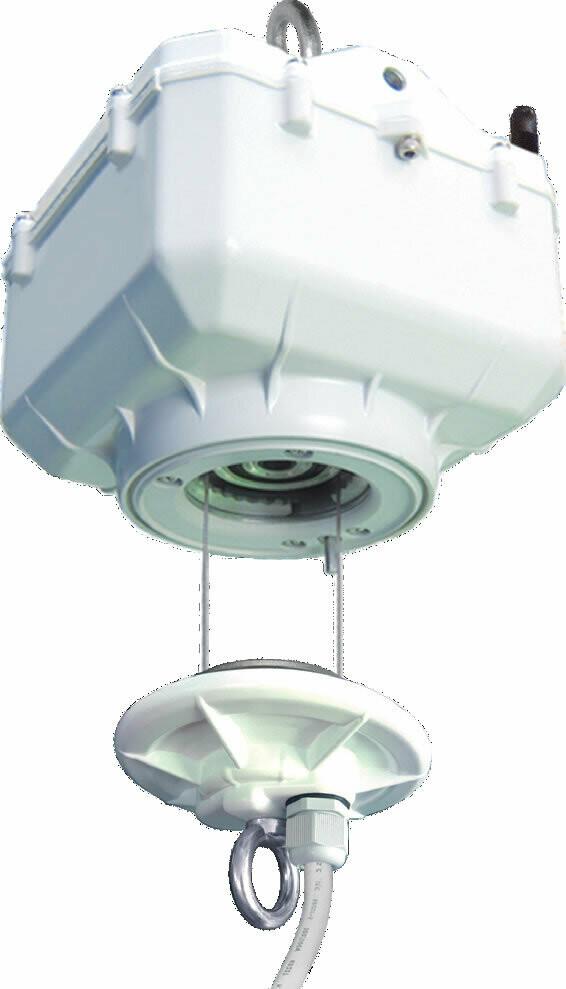 Light Lift Reel Tech Heavy Duty PDI-50 5-50kg 10m