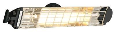 Moel Fiore 1200 halogen infrared heater 1200W