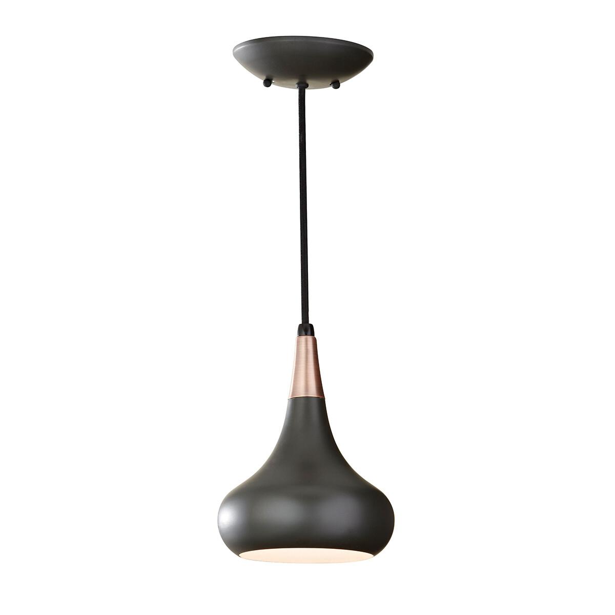 Feiss Beso 1 Light Mini Pendant – Dark Bronze