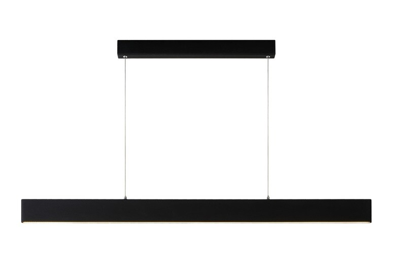 RAYA Pendant LED 36W 2700K Black