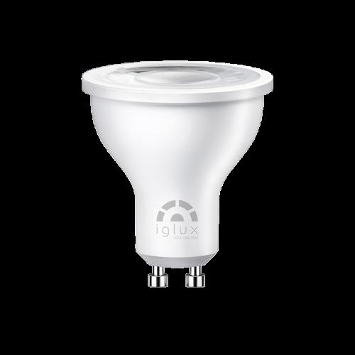 GU10-LED 8W beam 60º 4000K (natural white) 600lm