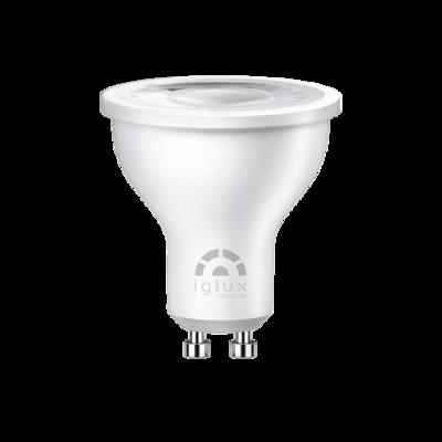 GU10-LED 8W beam 60º 4000K (natural white) 650lm