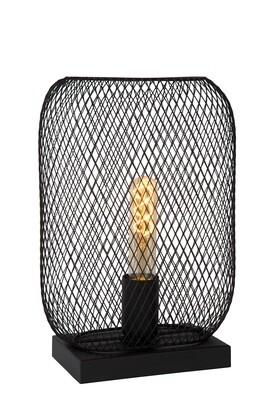 MESH Table lamp E27 Black