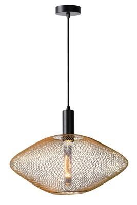 MESH Pendant light Ø45cm H 21cm Matt Gold / Brass