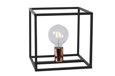 ARTHUR Table Lamp E27 Black/Copper