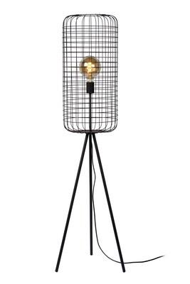 ESMEE Floorlamp 1xE27 60W Ø31cm H146cm Black
