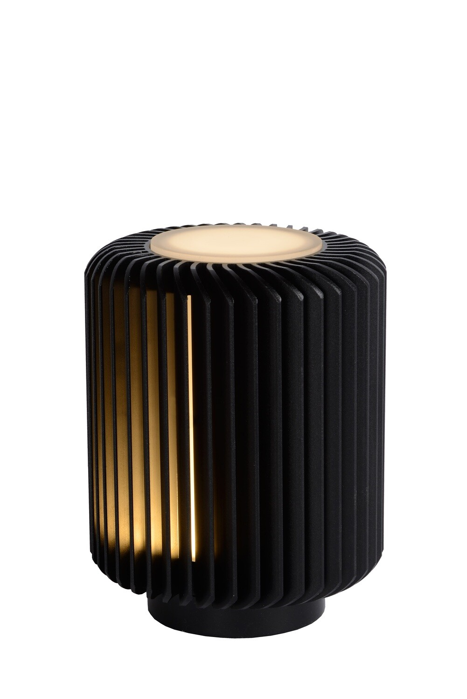 TURBIN Table lamp LED 5W H13.7 Ø10.6 Matt Black