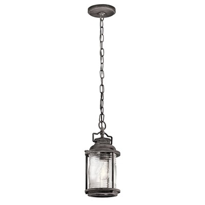 Kichler Ashlandbay 1 Light Small Chain Lantern