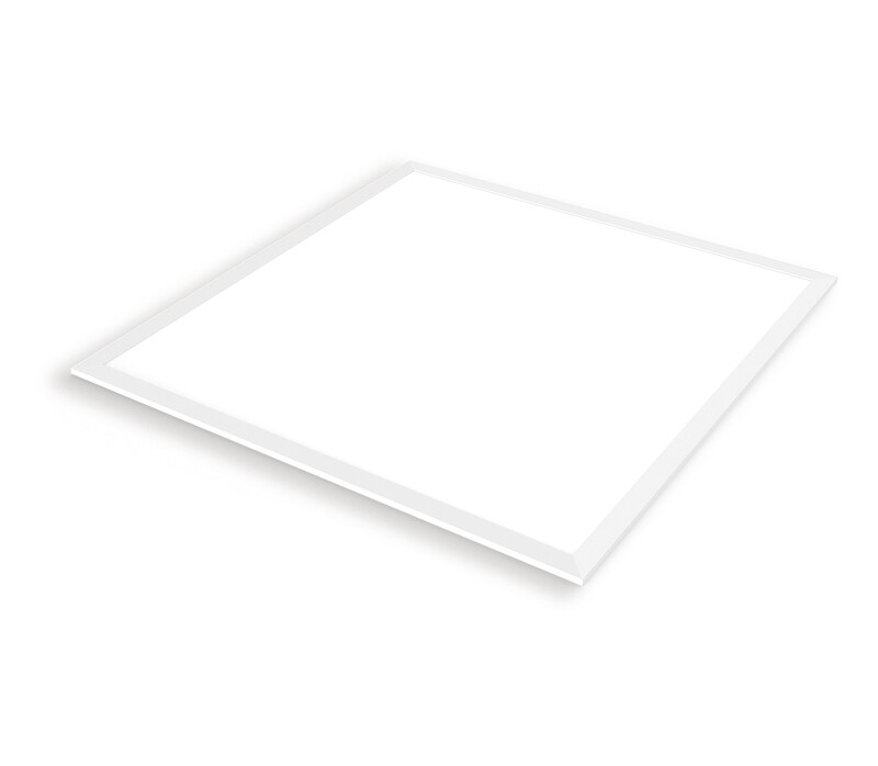 Panel X2 Ecovision LED 595 x 595mm 48W 4300lm Warmwhite 3000K, White Finish, non dimmable 2yrs Warranty