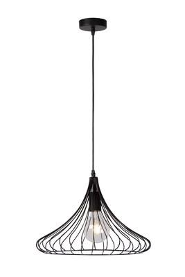 VINTI Pendant E27 D39.5 H26cm Black