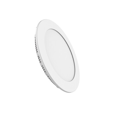 Intego Recessed Supervision, 170mm, Round, 12W LED