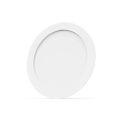 Intego Recessed Supervision, 225mm, Round, 18W LED