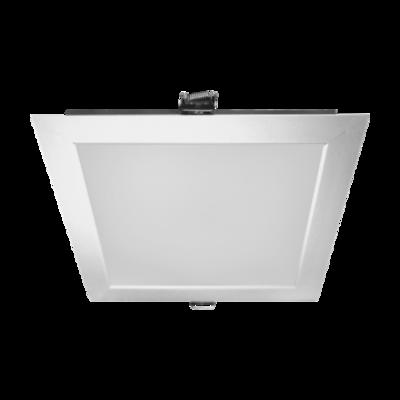 SQUARE SMD 205x205mm, Square,25W LED