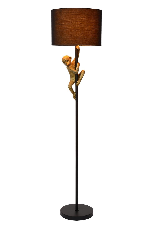 EXTRAVAGANZA WERNER  Floor lamp  Ø 35 cm  1xE27  Black