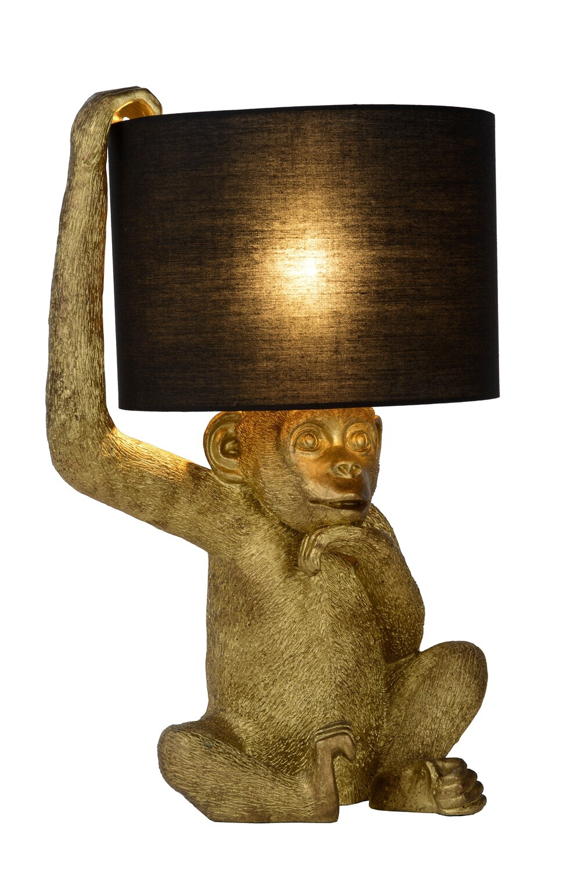 EXTRAVAGANZA WERNER Table lamp  Ø 35 cm  1xE27  Black