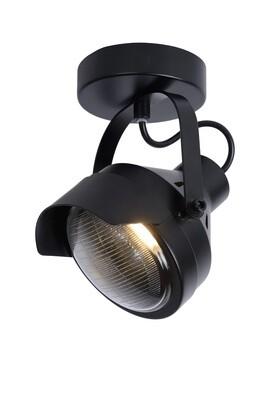 CICLETA Ceiling spotlight 1 x GU10 Black