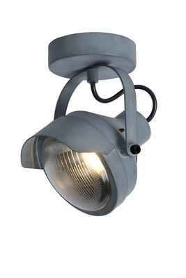 CICLETA Ceiling spotlight 1 x GU10 Grey