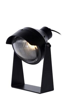 CICLETA Table lamp 1 x GU10 Black