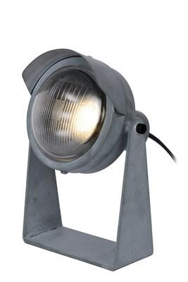 CICLETA Table lamp 1 x GU10 Grey
