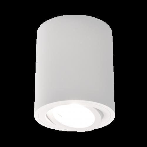 POISE Ceiling Light Round GU10  D8 H9.5cm White