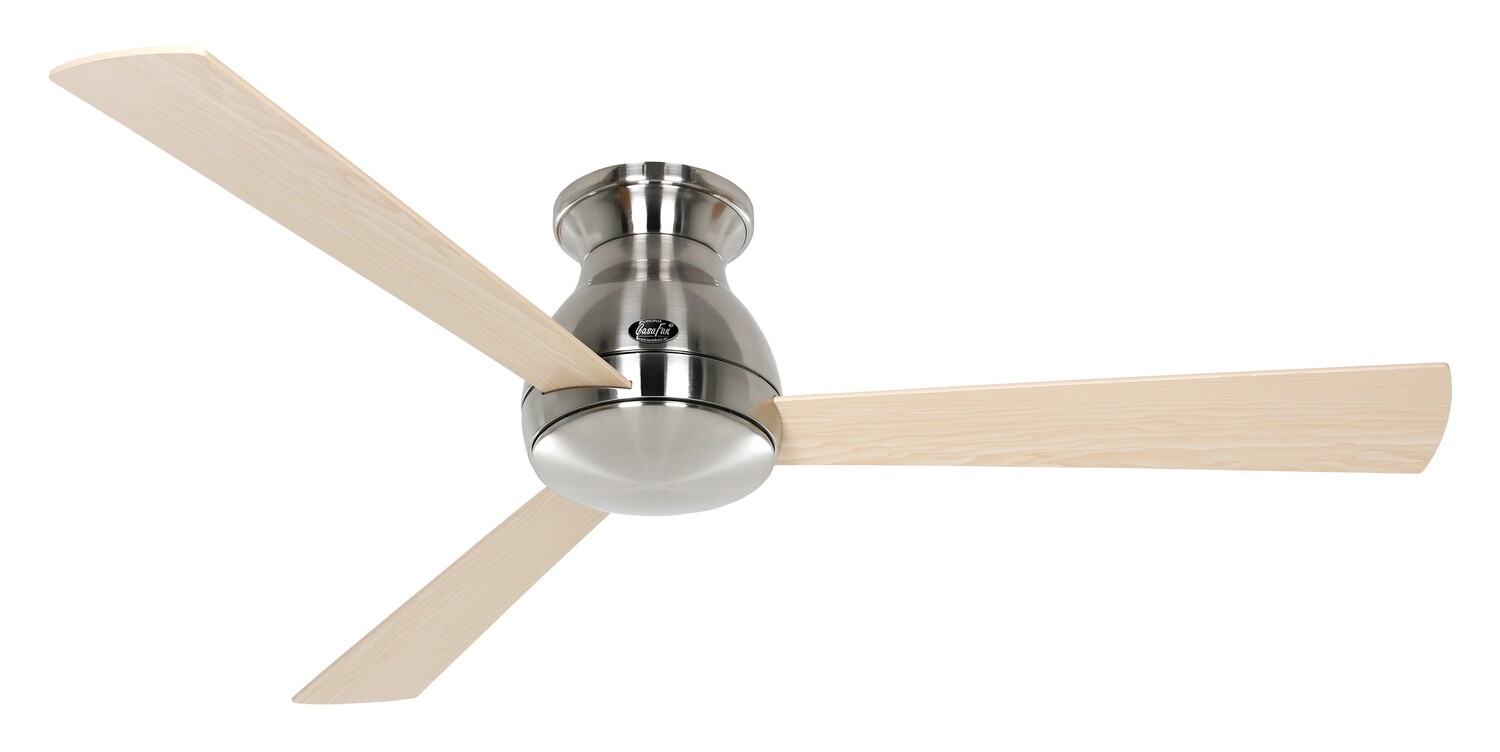 Eco Pallas 142 BN-AH/BU ceiling fan by CASAFAN Ø142 light integrated* and remote control included