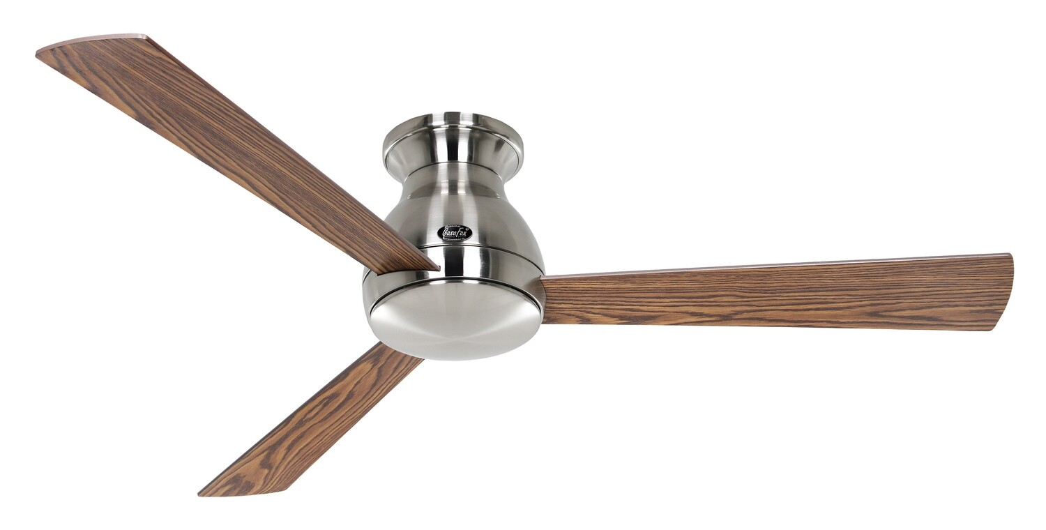 Eco Pallas 142 BN-EA/NB ceiling fan by CASAFAN Ø142 light integrated* and remote control included
