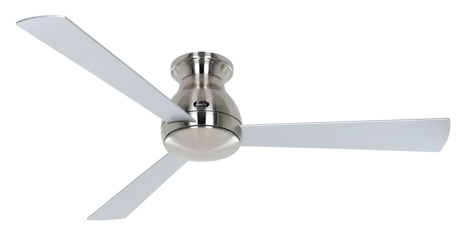 Eco Pallas 142 BN-SL/KI ceiling fan by CASAFAN Ø142 light integrated* and remote control included