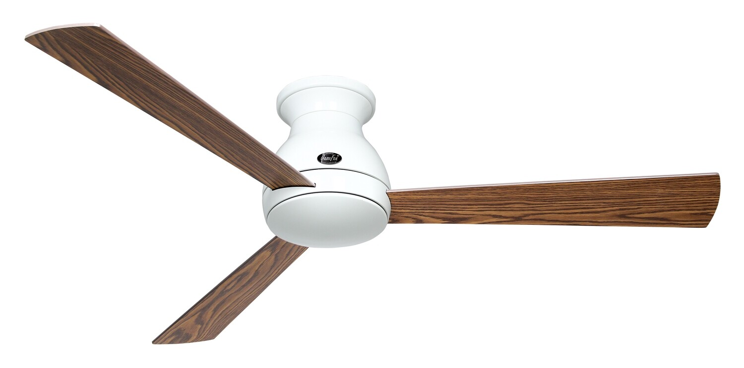 Eco Pallas 142 WE-EA/NB ceiling fan by CASAFAN Ø142 light integrated* and remote control included