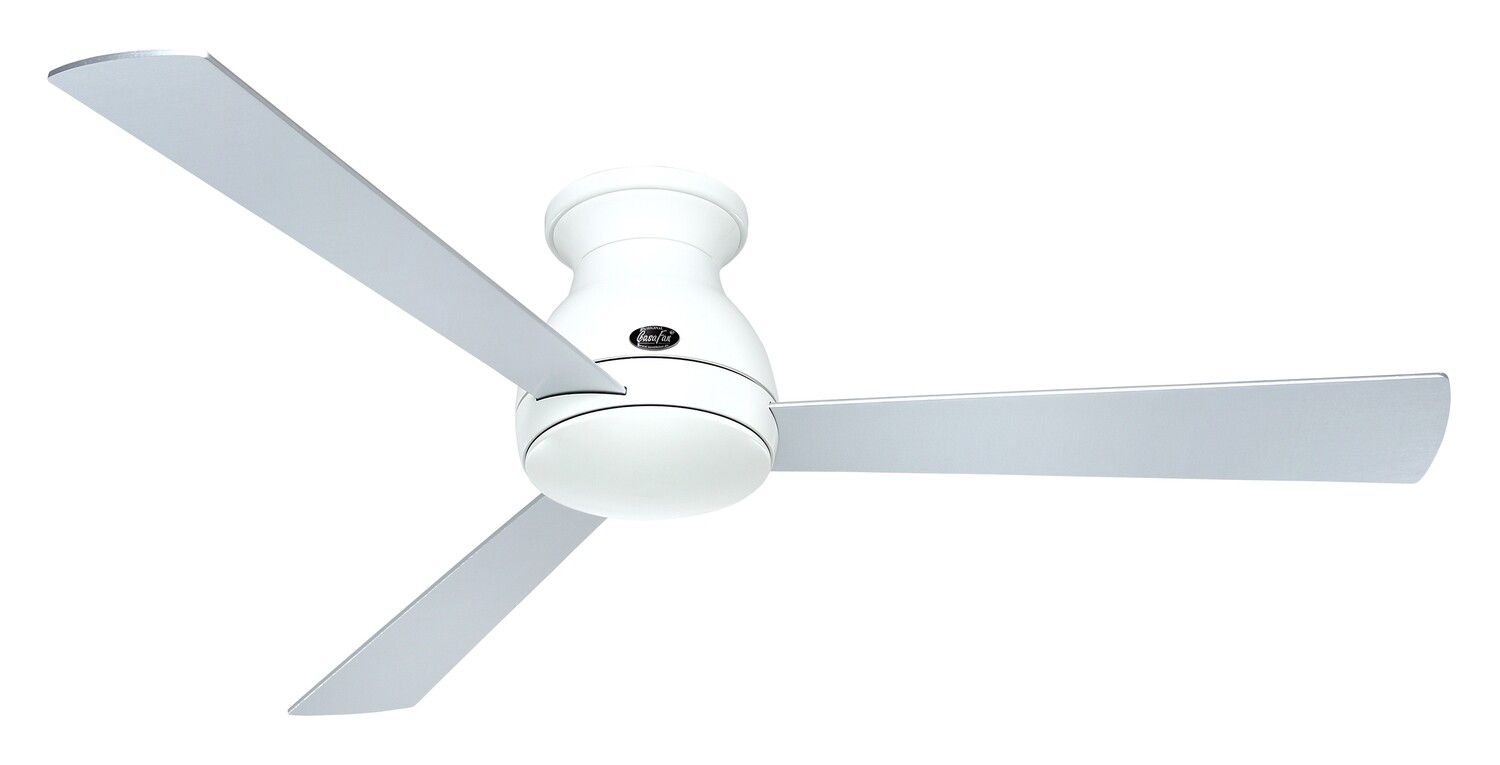 Eco Pallas 142 WE-SL/KI ceiling fan by CASAFAN Ø142 light integrated* and remote control included