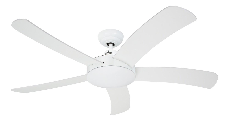 Falcetto WE 132 ceiling fan by CASAFAN Ø132