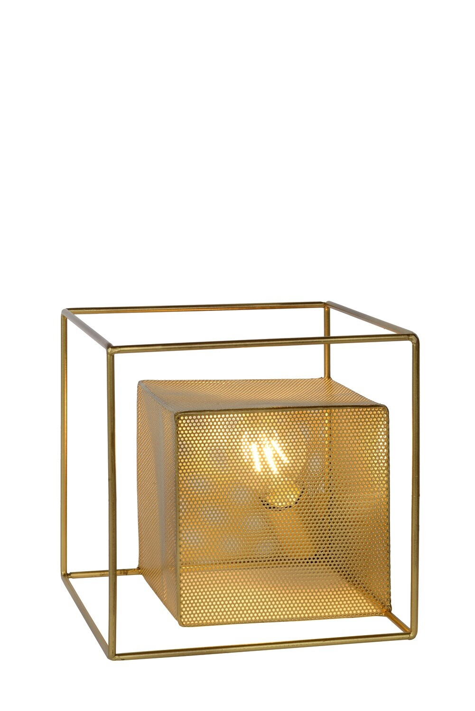 MORRIS Table lamp 1xE27 Matt Gold