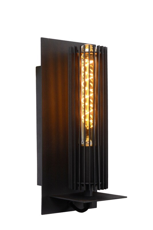LIONEL Wall Light 1xE27 Black