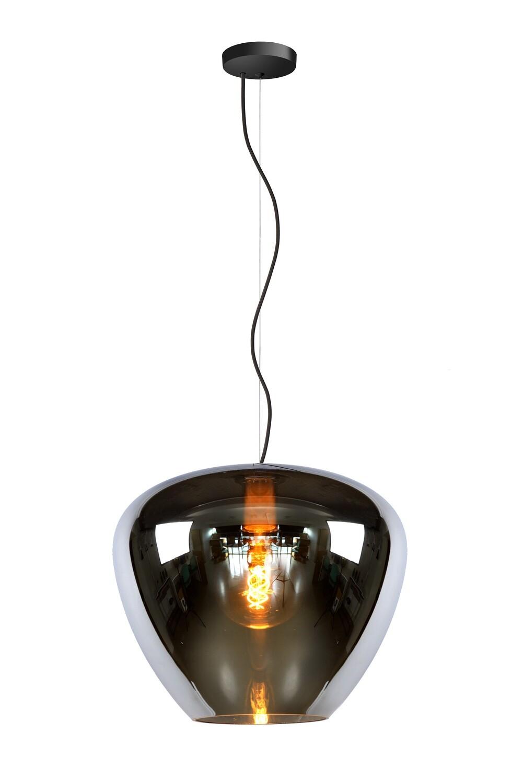 SOUFIAN  Pendant light Ø40 cm 1xE27 Smoke Grey