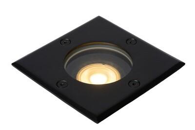 BILTIN Deck light Outdoor 1xGU10 IP67 Black