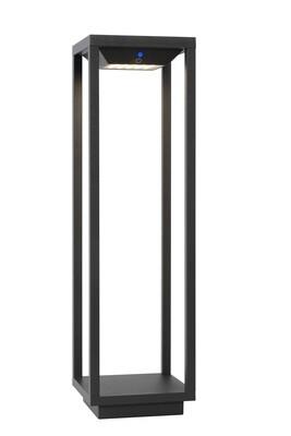 TENSO SOLAR Bollard light Outdoor LED 1x2,2W 3000K IP54 Anthracite
