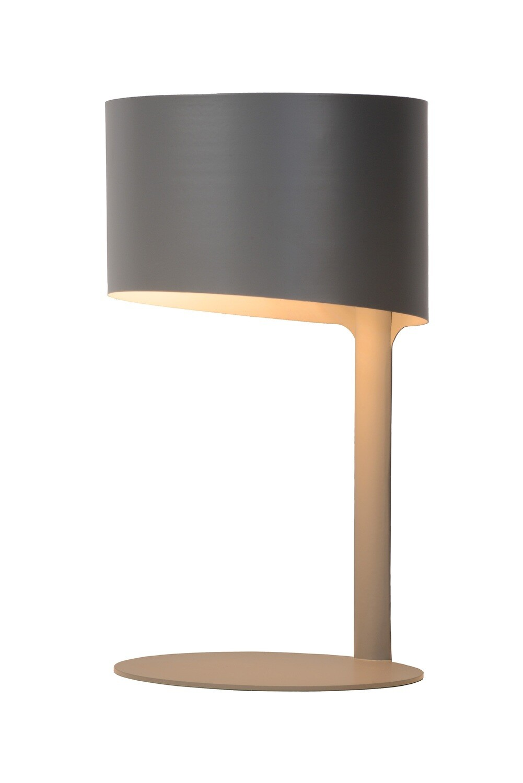 KNULLE Table Lamp E14 H28,5 D15 cm Grey
