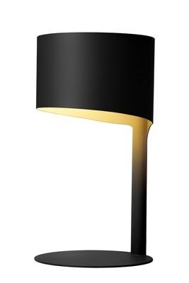KNULLE Table Lamp E14 H28,5 D15 cm Black