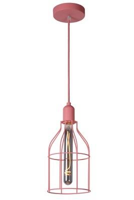 PAULIEN Pendant light Children Ø 15 cm 1xE27 Pink