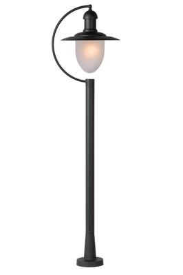 ARUBA Lamp post Outdoor 1xE27 IP44 Black