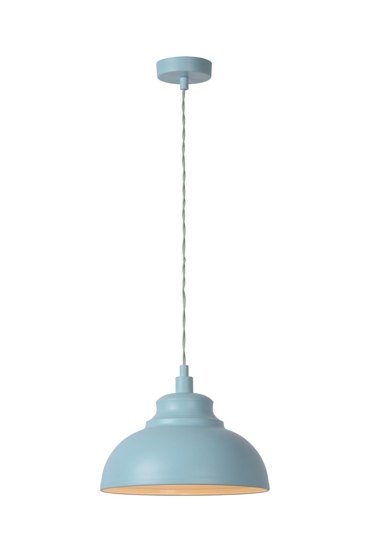 ISLA Pendant light Ø 29 cm 1xE14 Pastel Blue