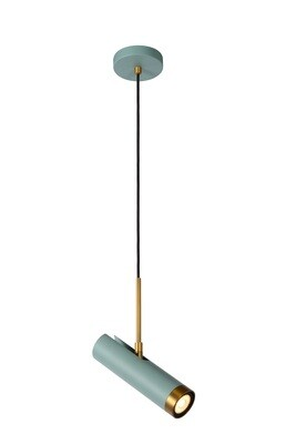 SELIN Pendant light Ø 6 cm 1xGU10 Turquoise