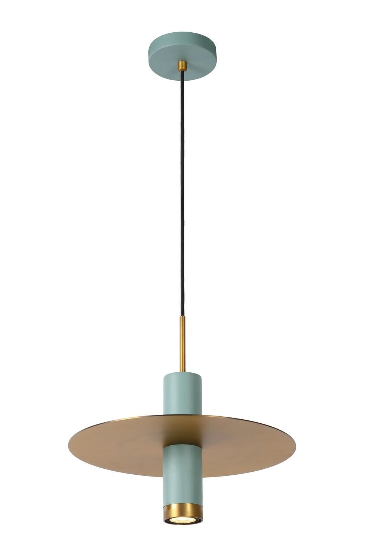 SELIN Pendant light Ø 35 cm 1xGU10 Turquoise